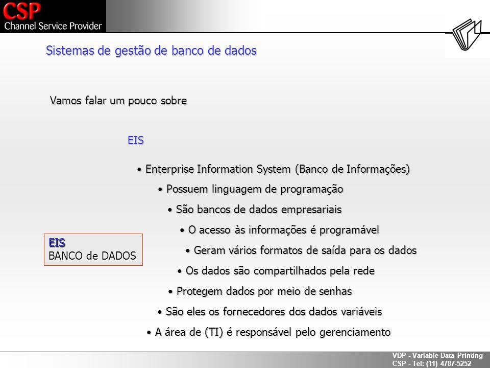Sistemas de gestão de banco de dados
