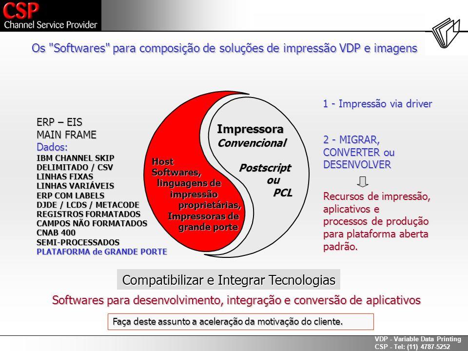 Compatibilizar e Integrar Tecnologias