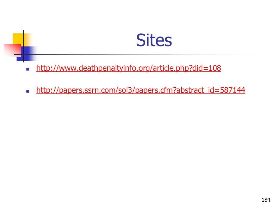 Sites http://www.deathpenaltyinfo.org/article.php did=108