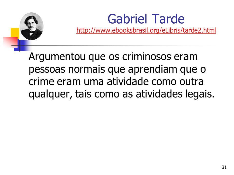 Gabriel Tarde http://www.ebooksbrasil.org/eLibris/tarde2.html