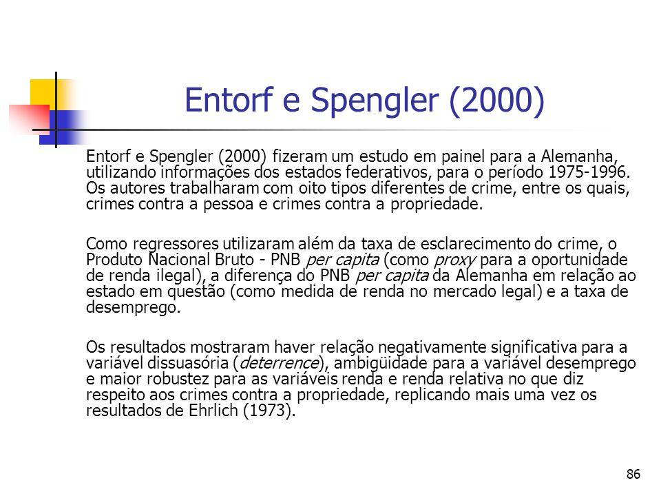 Entorf e Spengler (2000)