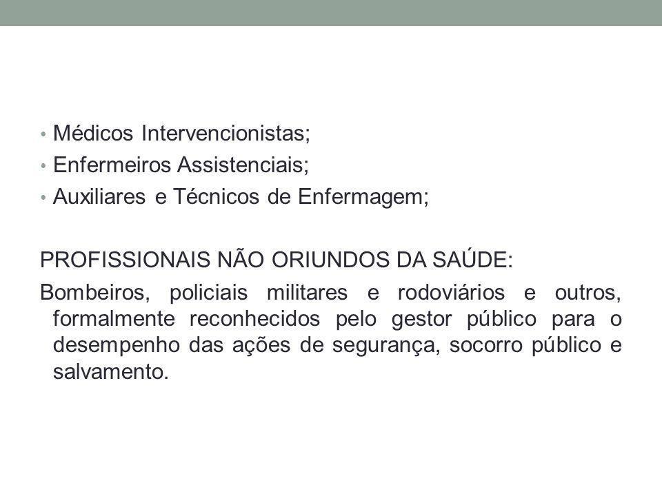 Médicos Intervencionistas;