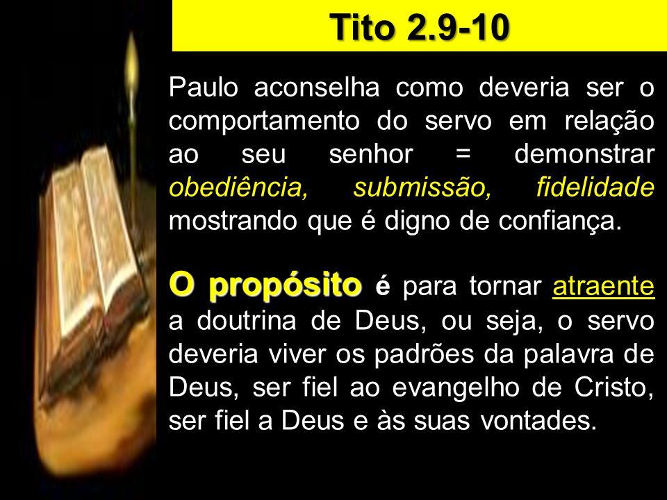 Tito 2.9-10