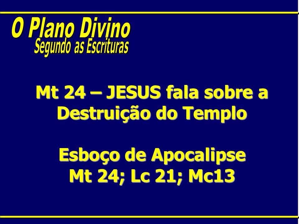 O Plano DivinoSegundo as Escrituras.