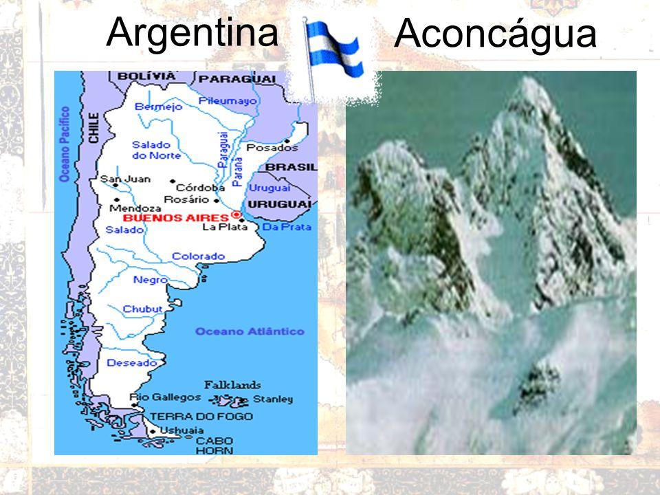 Aconcágua Argentina
