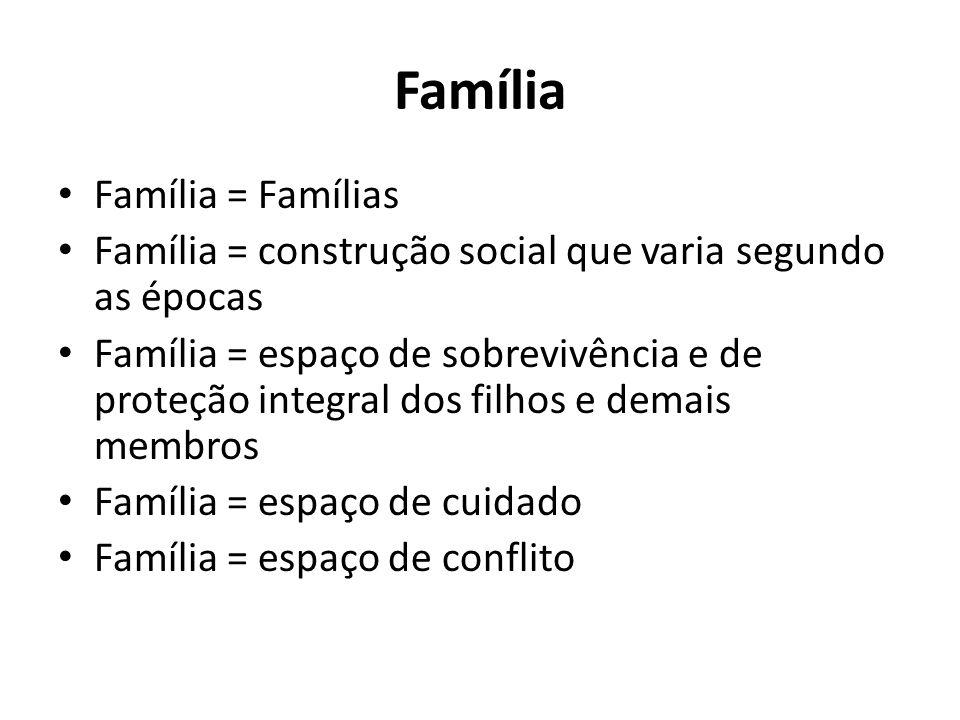 Família Família = Famílias