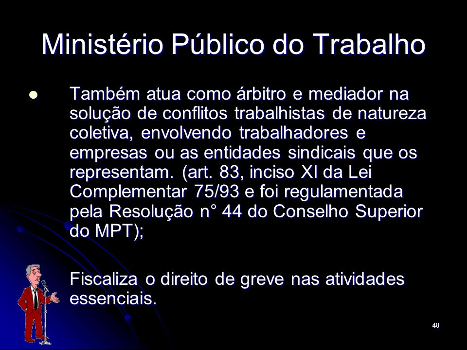Ministério Público do Trabalho