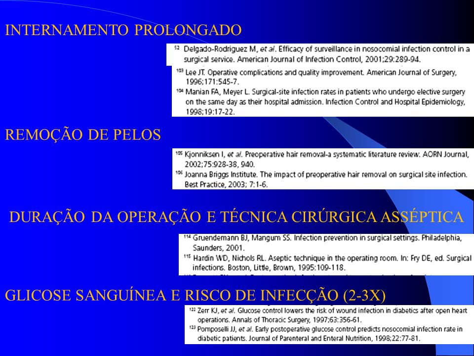 INTERNAMENTO PROLONGADO