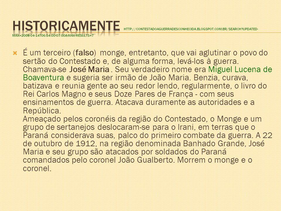 Historicamente http://contestadoaguerradesconhecida. blogspot. com