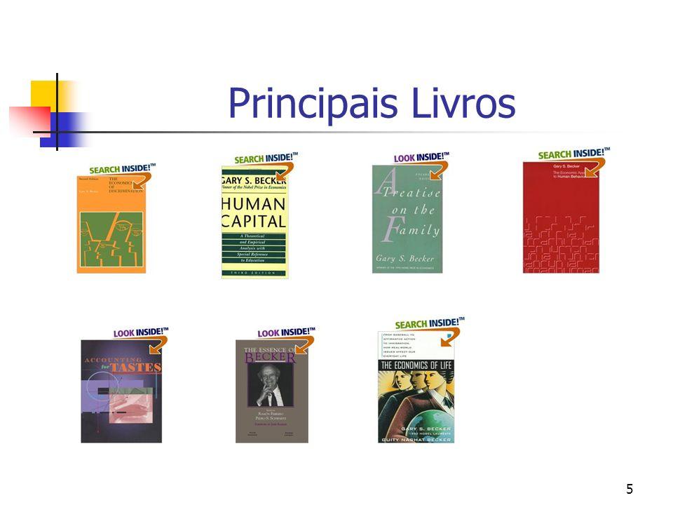 Principais Livros