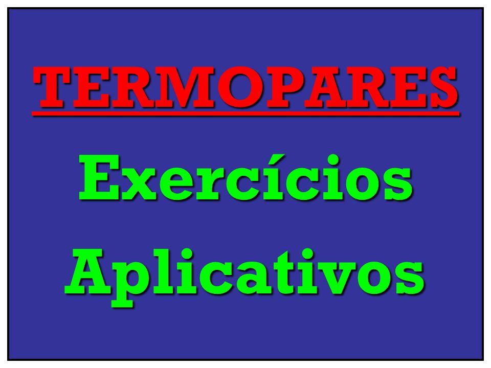 Exercícios Aplicativos