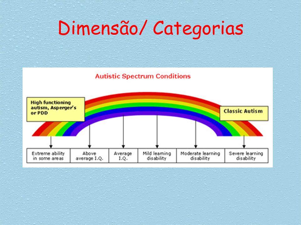 Dimensão/ Categorias