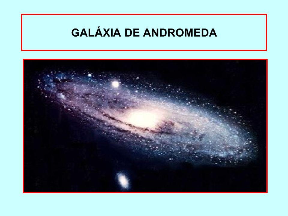 GALÁXIA DE ANDROMEDA