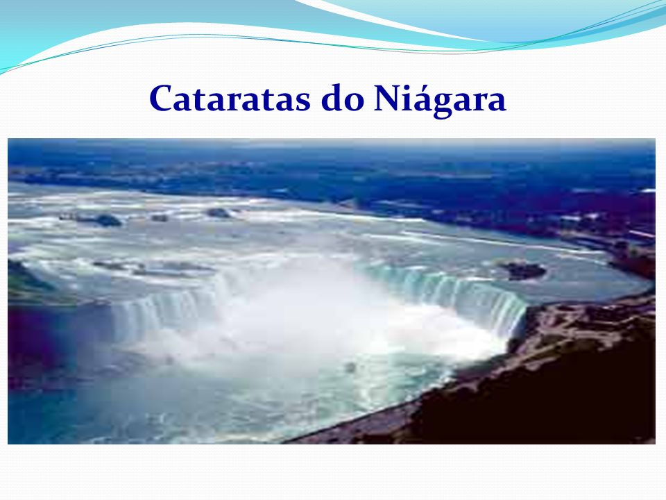 Cataratas do Niágara