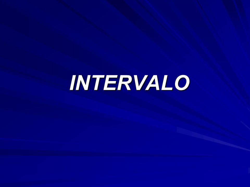 INTERVALO