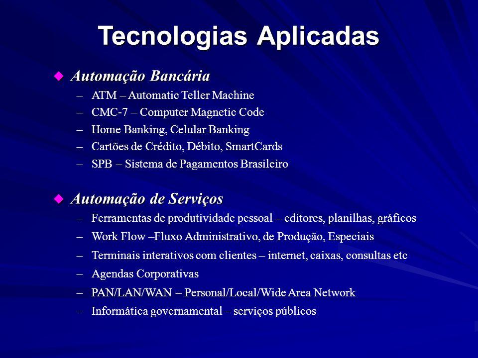 Tecnologias Aplicadas