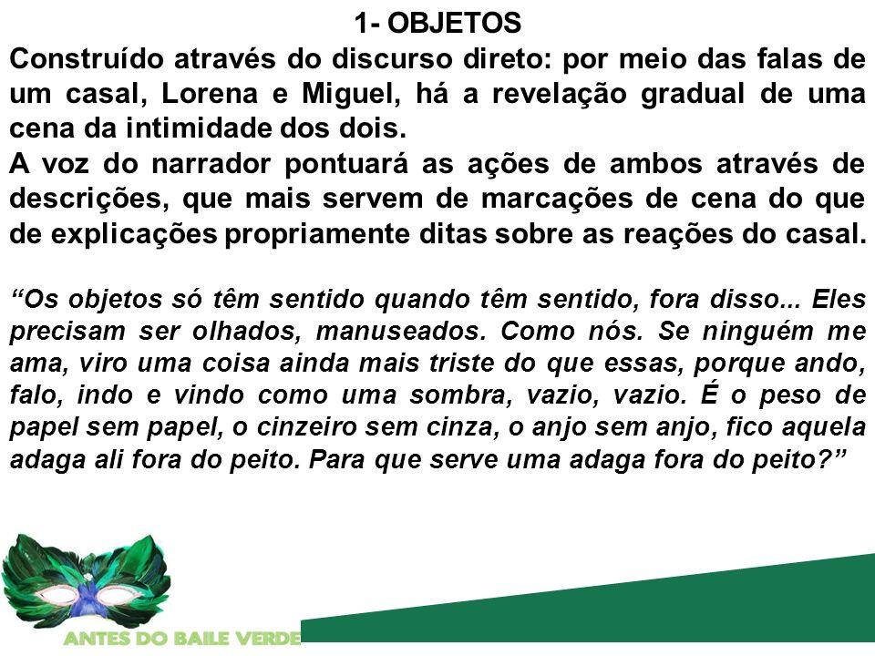 1- OBJETOS