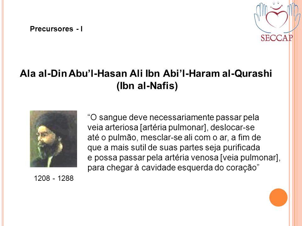 Ala al-Din Abu'l-Hasan Ali Ibn Abi'l-Haram al-Qurashi