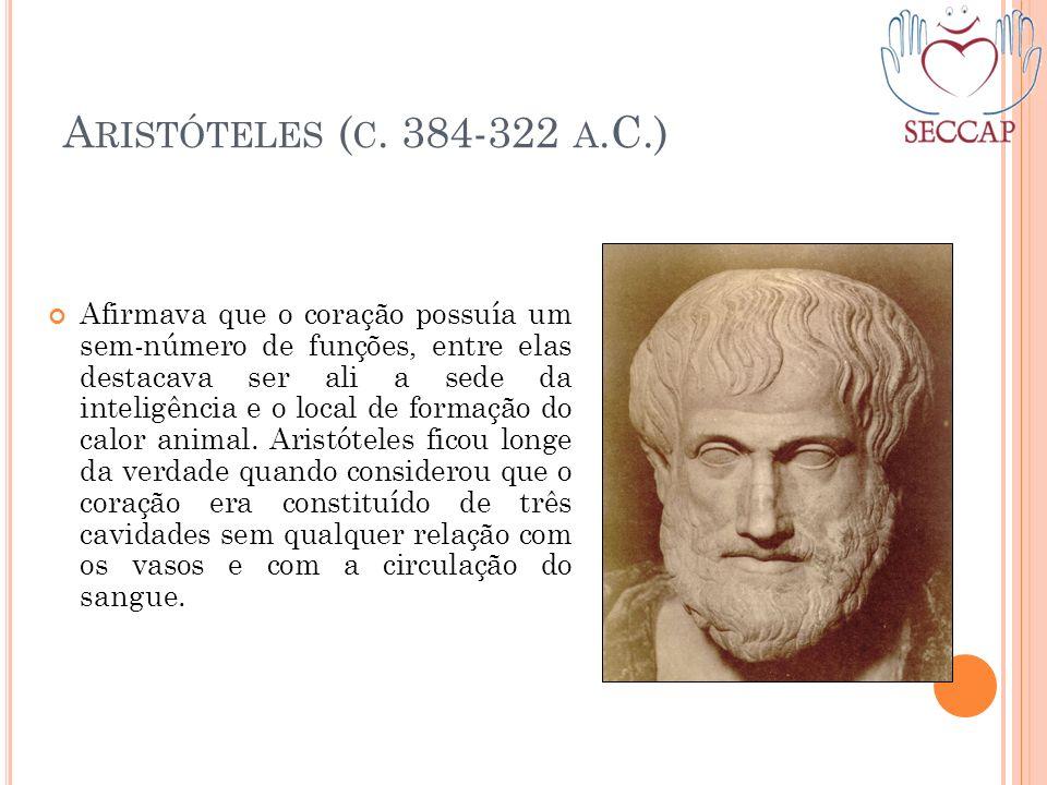 Aristóteles (c. 384-322 a.C.)