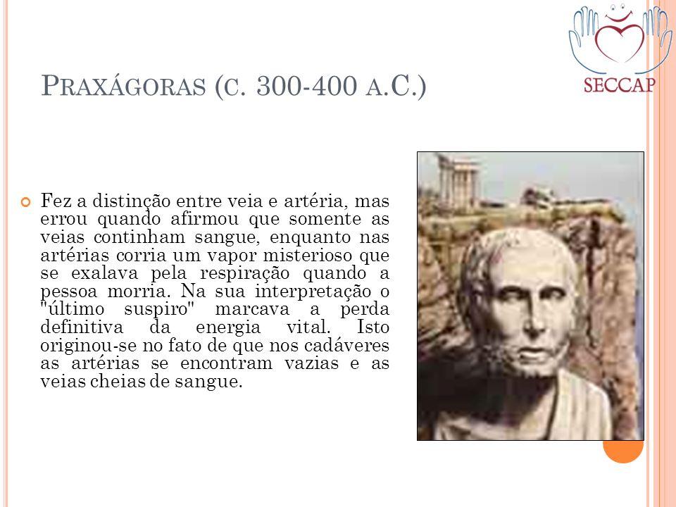 Praxágoras (c. 300-400 a.C.)