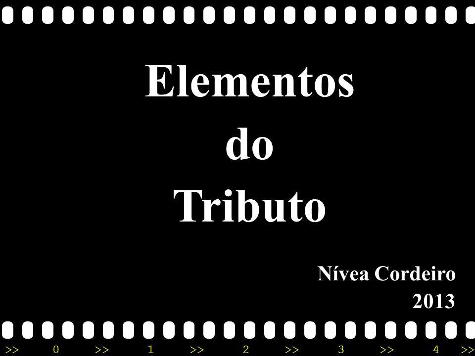 Elementos do Tributo Nívea Cordeiro 2013