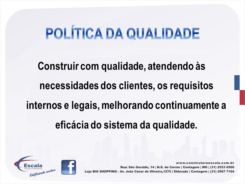 POLÍTICA DA QUALIDADE