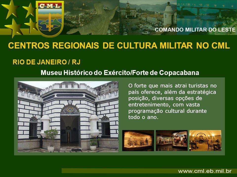 Museu Histórico do Exército/Forte de Copacabana