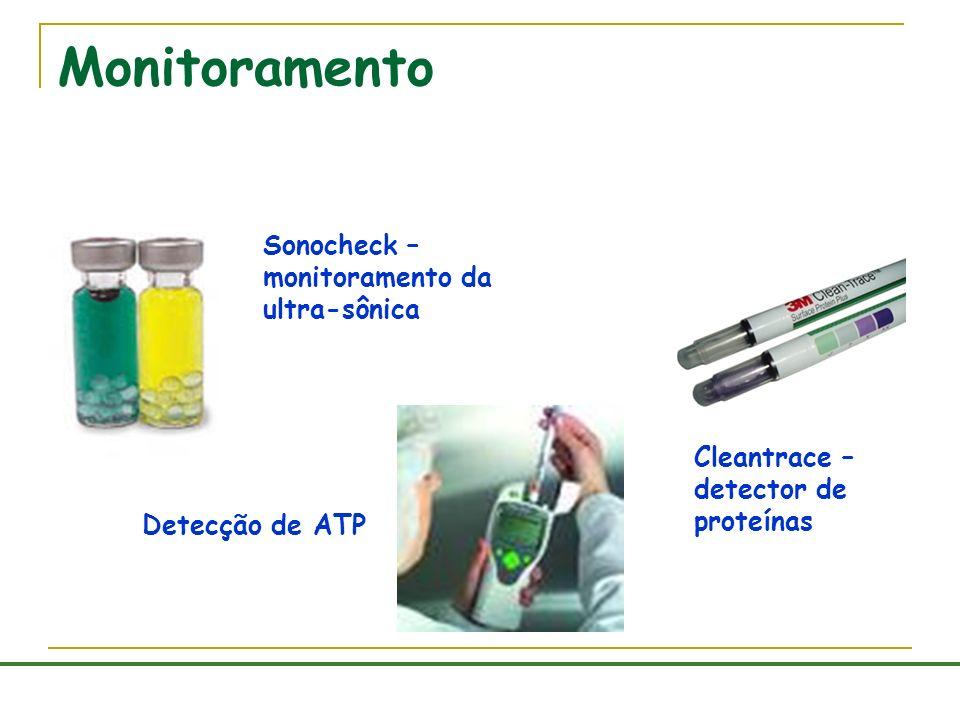 Monitoramento Sonocheck – monitoramento da ultra-sônica