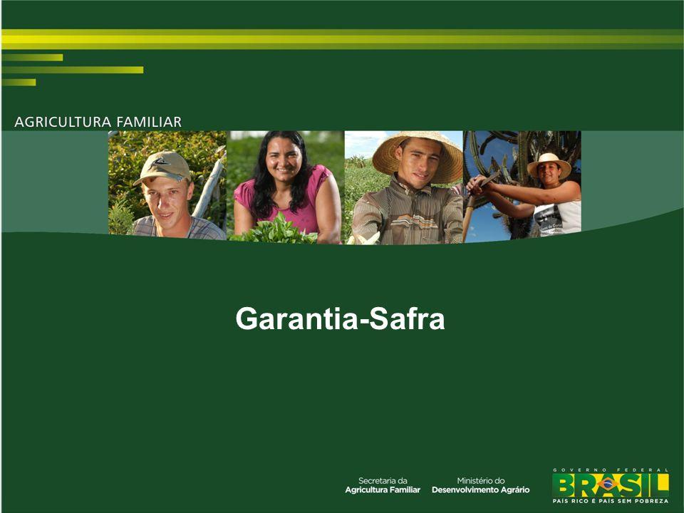 TÍTULO Garantia-Safra
