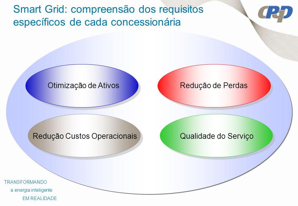 Smart Grid: compreensão dos requisitos específicos de cada concessionária