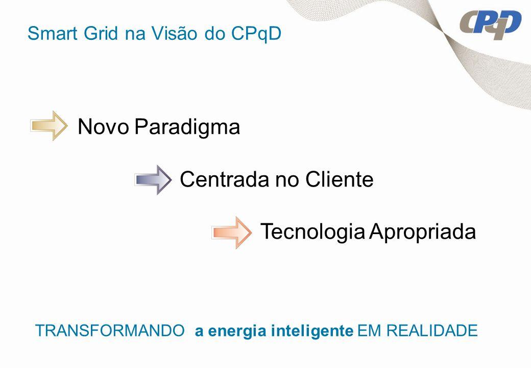 Smart Grid na Visão do CPqD