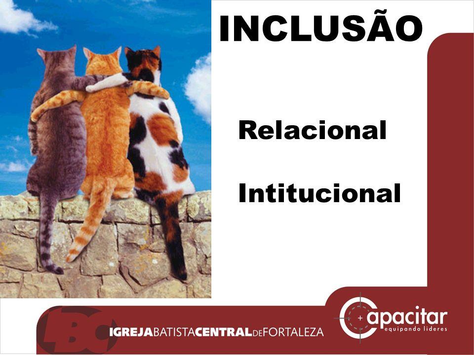 2828 INCLUSÃO Relacional Intitucional