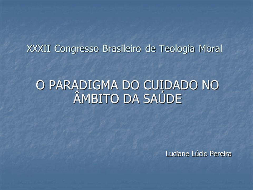 XXXII Congresso Brasileiro de Teologia Moral