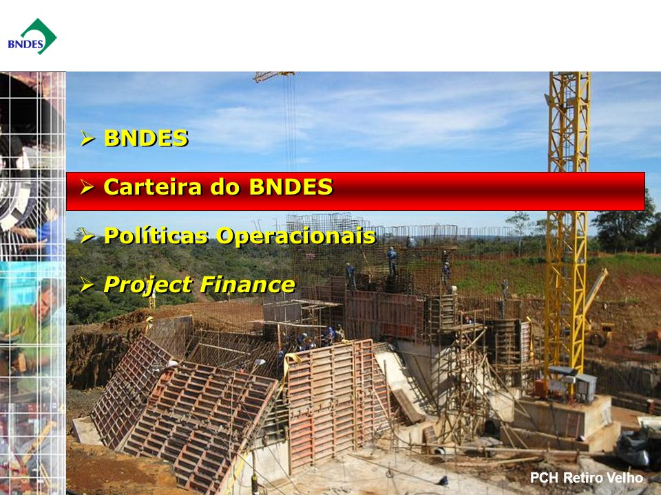 Políticas Operacionais Project Finance