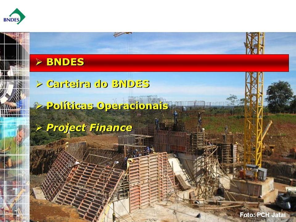 Políticas Operacionais Project Finance