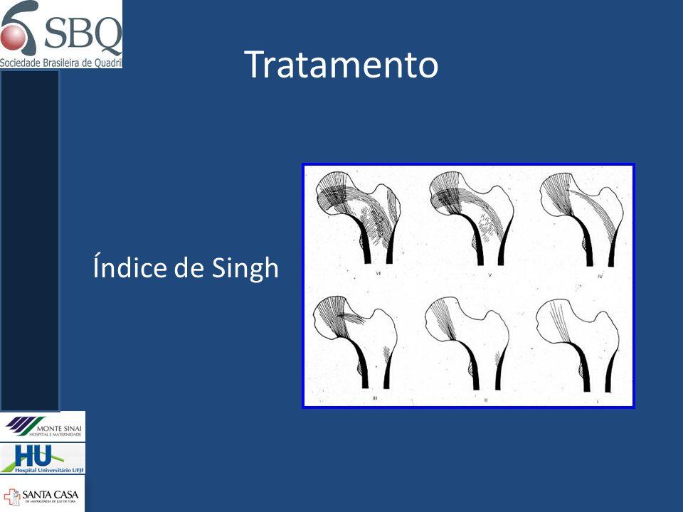 Tratamento Índice de Singh