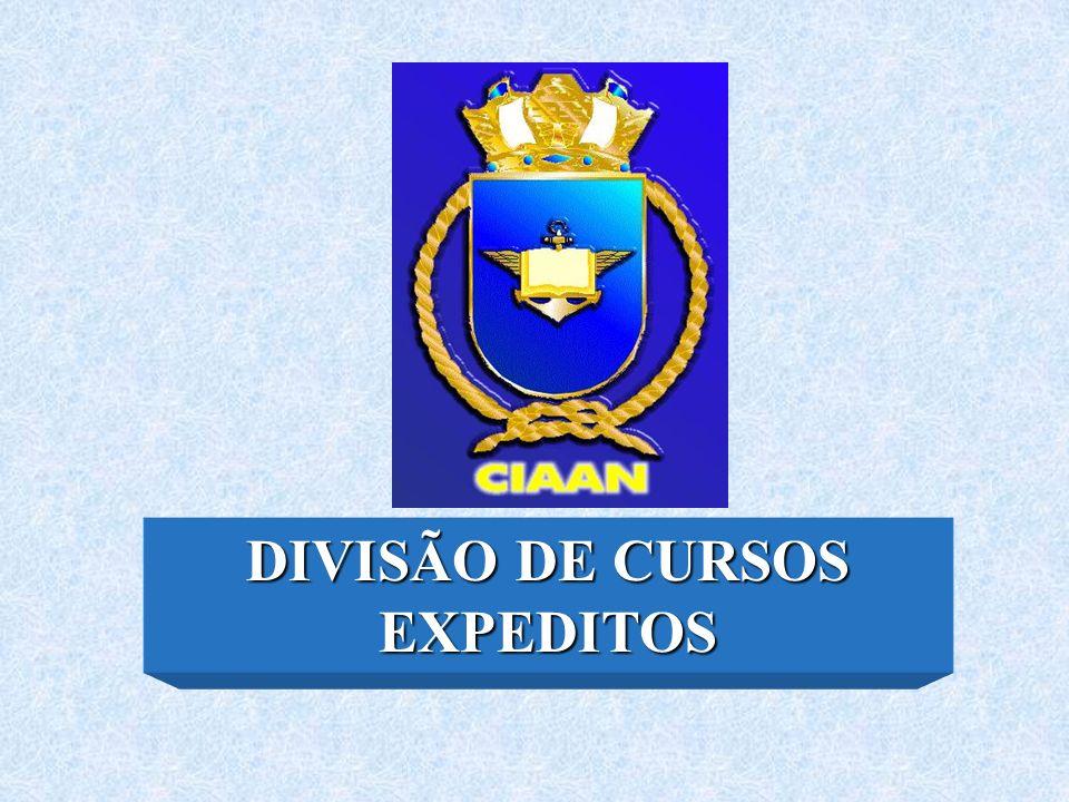 DIVISÃO DE CURSOS EXPEDITOS
