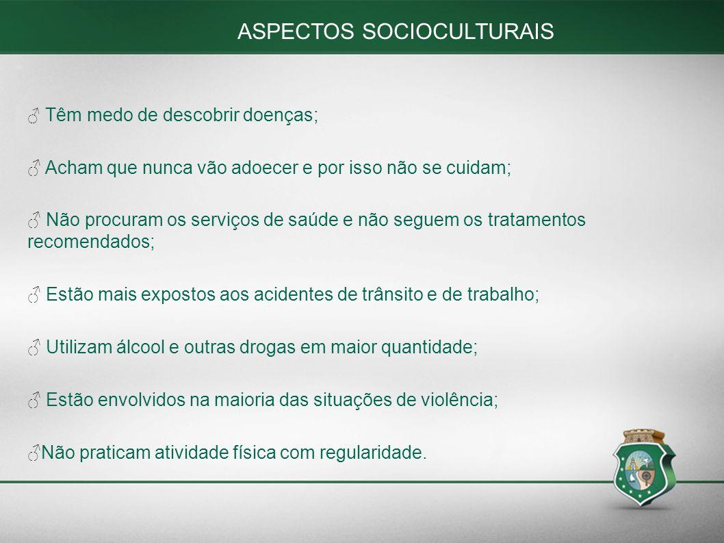 ASPECTOS SOCIOCULTURAIS