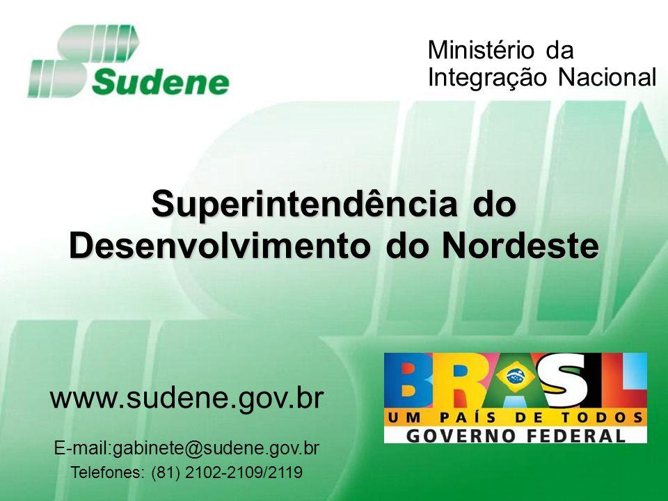 Superintendência do Desenvolvimento do Nordeste