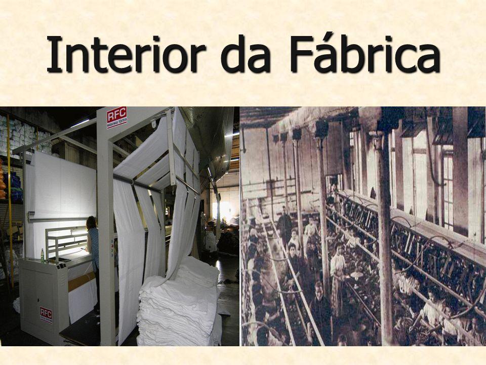 Interior da Fábrica
