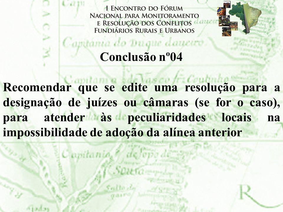 Conclusão nº04