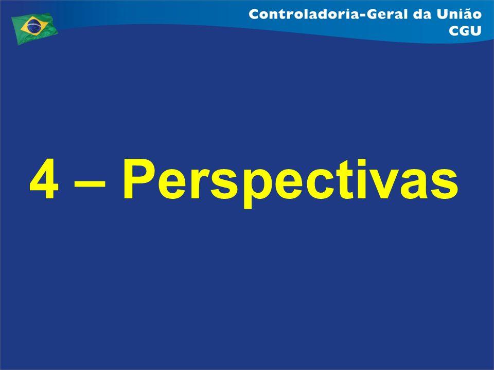 4 – Perspectivas