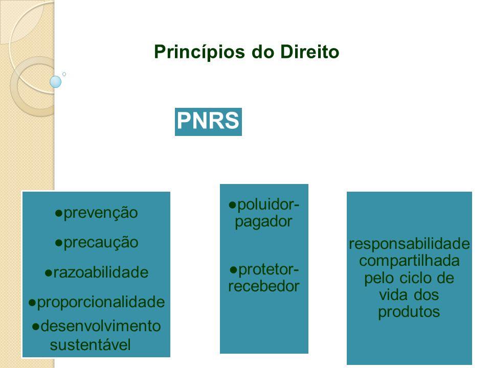 Princípios do Direito ●prevenção ●precaução