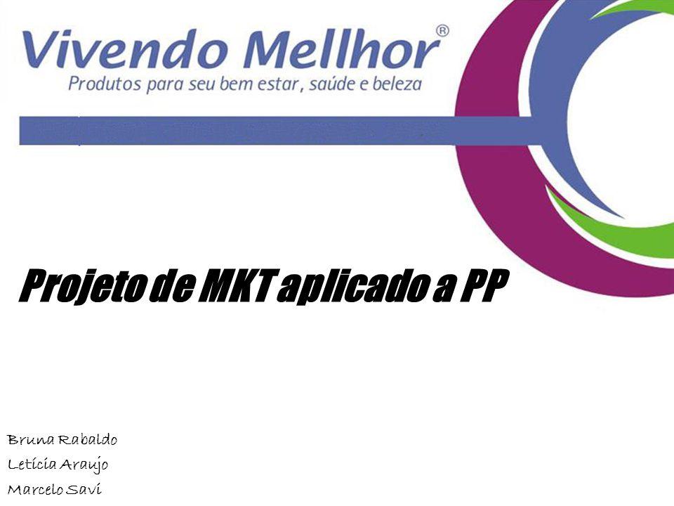 Projeto de MKT aplicado a PP