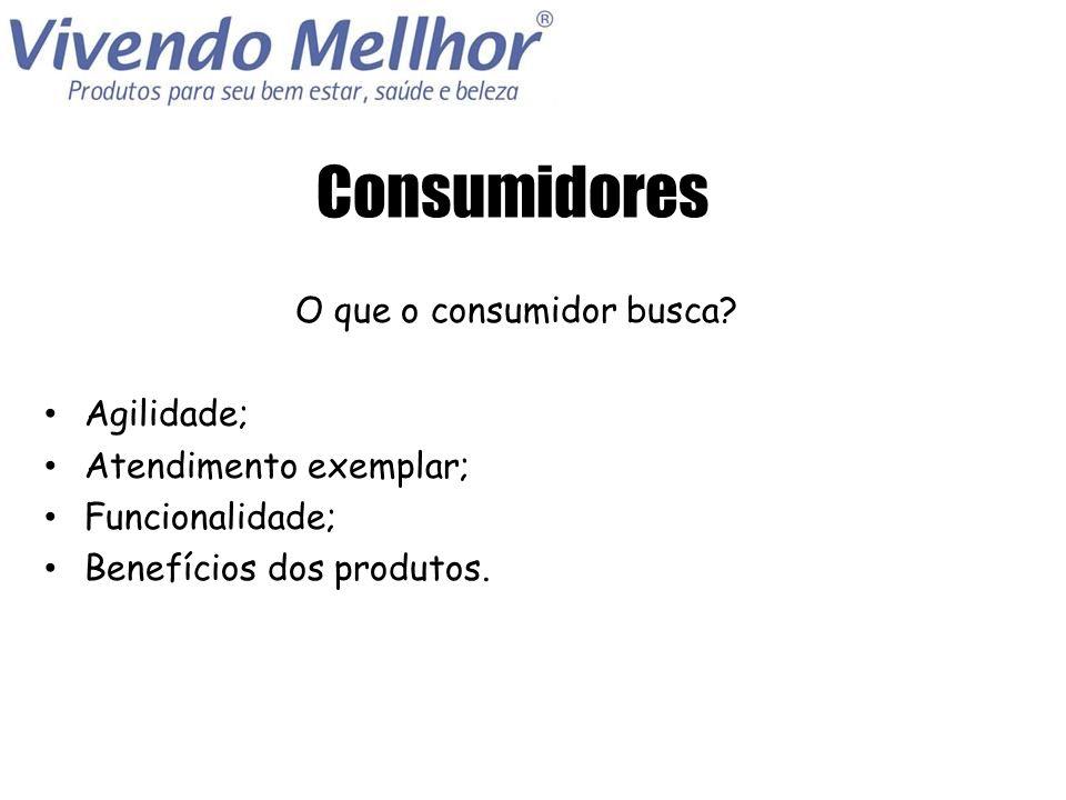 O que o consumidor busca