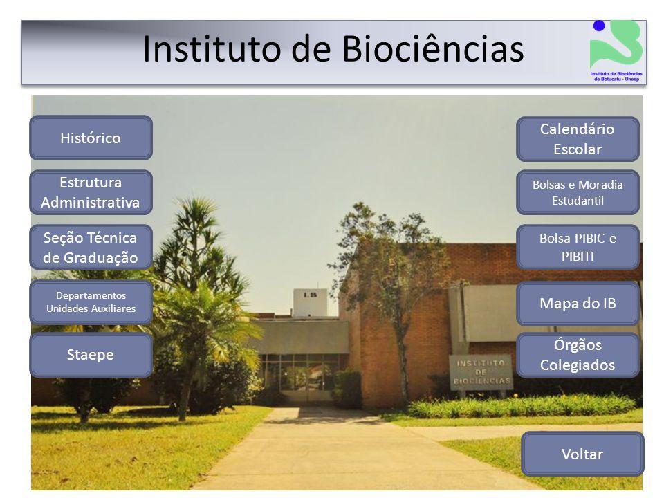 Instituto de Biociências