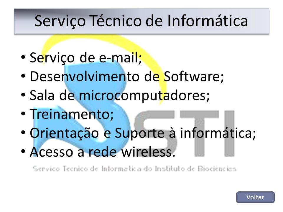 Serviço Técnico de Informática