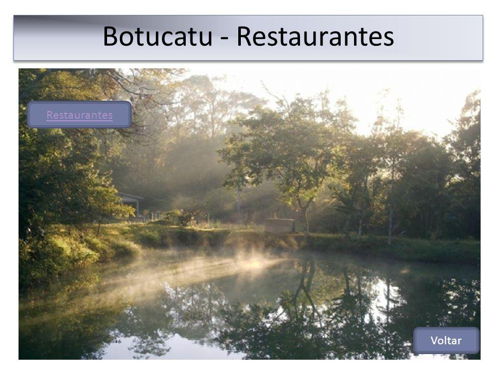 Botucatu - Restaurantes