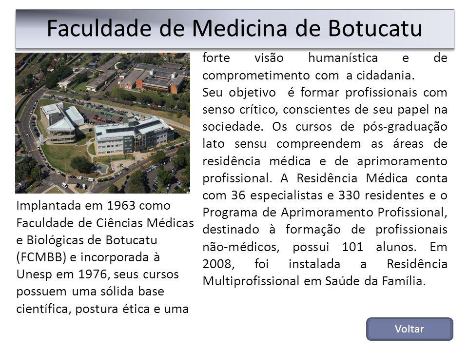 Faculdade de Medicina de Botucatu