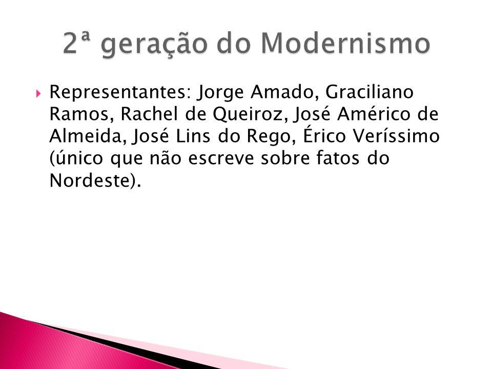 2ª geração do Modernismo